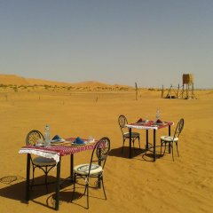 Отель Night Desert Camp Марокко, Мерзуга - отзывы, цены и фото номеров - забронировать отель Night Desert Camp онлайн фото 5
