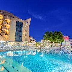 Отель Fiesta M Солнечный берег бассейн фото 2