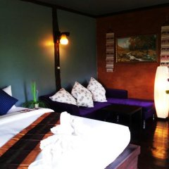 Отель Thaton Hill Resort комната для гостей фото 3