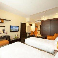 Marina View Deluxe Hotel Apartment комната для гостей фото 3