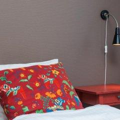 Отель Hotell Fridhemsgatan 3* Стандартный номер с различными типами кроватей