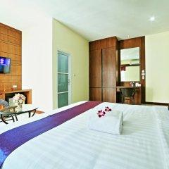 Отель At Phuket Guest House 2* Номер Делюкс с различными типами кроватей фото 2