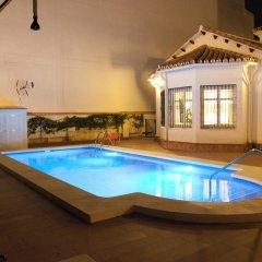Отель Holidays2 Villa Mercedes Center бассейн