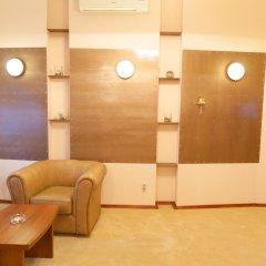 Гостиница Максима Заря 3* Люкс Морской с различными типами кроватей фото 9