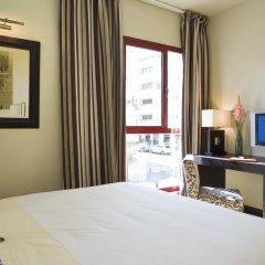 Hotel Mercure Rabat Sheherazade 3* Стандартный номер с различными типами кроватей фото 2