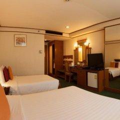 Grace Hotel Bangkok 4* Стандартный номер фото 2