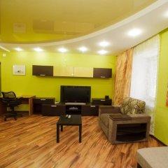 Апартаменты на Пушкина 14 комната для гостей фото 2