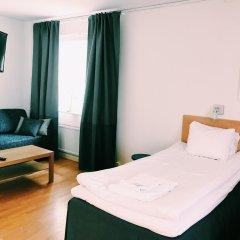 Отель Sunderby Folkhögskola Hotell & Konferens комната для гостей фото 5