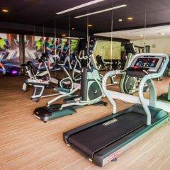 Отель Q Conzept фитнесс-зал