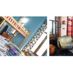 Chillout Cengo Hostel Кровать в общем номере с двухъярусной кроватью фото 2