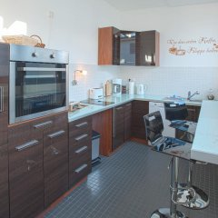 Отель Lodge-Leipzig 4* Апартаменты с различными типами кроватей фото 19