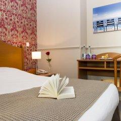 Отель Hôtel Vacances Bleues Le Royal Франция, Ницца - 4 отзыва об отеле, цены и фото номеров - забронировать отель Hôtel Vacances Bleues Le Royal онлайн комната для гостей фото 3