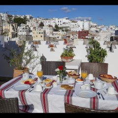 Отель Dar Souran Марокко, Танжер - отзывы, цены и фото номеров - забронировать отель Dar Souran онлайн питание фото 2