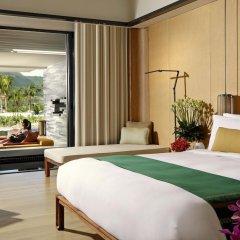 Отель InterContinental Sanya Resort 5* Стандартный номер с различными типами кроватей фото 3