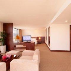 Muong Thanh Grand Nha Trang Hotel 4* Представительский люкс с различными типами кроватей фото 3