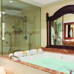 Отель Hilton Playa Del Carmen 5* Полулюкс с различными типами кроватей фото 7