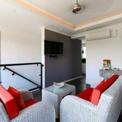 Отель Aleesha Villas 3* Вилла Премиум с различными типами кроватей фото 5