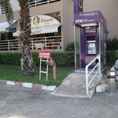 Отель Jomtien View Talay Studio Apartments Таиланд, Паттайя - отзывы, цены и фото номеров - забронировать отель Jomtien View Talay Studio Apartments онлайн банкомат