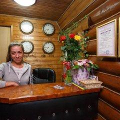 Гостиница Russkiy Stil интерьер отеля