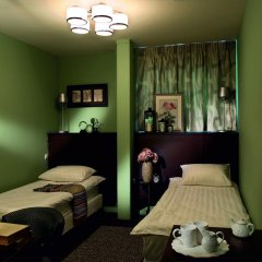 Мини-Отель Амстердам Номер Делюкс разные типы кроватей фото 3