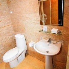 Отель Grand Lucky Бангкок ванная