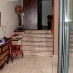 Отель Albares балкон