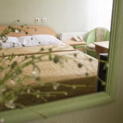 PAN Inter Hotel 4* Стандартный номер с двуспальной кроватью фото 3