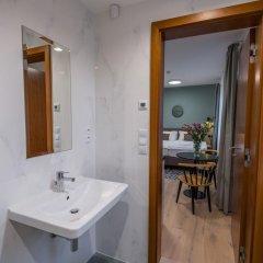 Отель Harrachovsky Palace Улучшенная студия с различными типами кроватей фото 11
