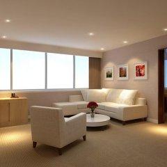 Отель China Mayors Plaza 4* Представительский люкс с различными типами кроватей фото 6