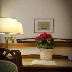 Hotel Continental Genova 4* Стандартный номер с различными типами кроватей фото 3