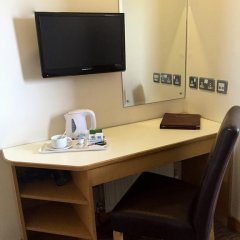 St Giles London - A St Giles Hotel 3* Номер Делюкс с различными типами кроватей фото 4
