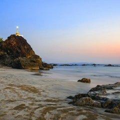 Отель Blue Oceanic Bay пляж
