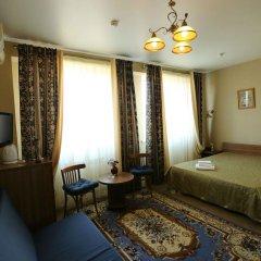 Мини-Отель Виват Стандартный номер с двуспальной кроватью фото 7