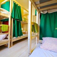 Хостел Фонтанка 22 Кровать в мужском общем номере с двухъярусной кроватью фото 3