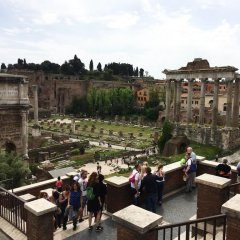 Отель Fori Imperiali Home Рим