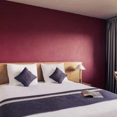 Отель Mercure Paris Porte de Versailles Expo 4* Стандартный номер с различными типами кроватей фото 2