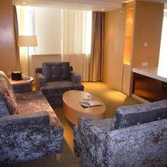 Grand Metropark Hotel Suzhou 4* Улучшенный люкс с различными типами кроватей фото 2