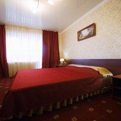 Гостиница Плаза 4* Номер Делюкс двуспальная кровать фото 3