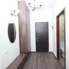 Апартаменты Rent in Yerevan - Apartments on Sakharov Square Люкс разные типы кроватей фото 18
