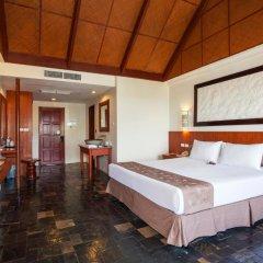 Отель Karona Resort & Spa 4* Номер Делюкс с двуспальной кроватью фото 19