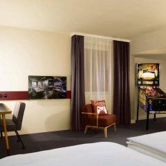 Отель Pentahotel Prague 4* Стандартный номер с двуспальной кроватью фото 5