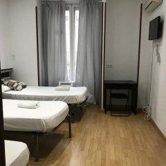 Отель Hotelo rooms Мадрид ванная фото 2