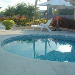Отель QG Resort бассейн фото 2