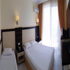 Kleopatra Balik Hotel 3* Стандартный номер с двуспальной кроватью фото 2