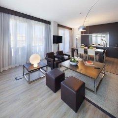 Отель NH Collection Milano President 5* Люкс с различными типами кроватей фото 23