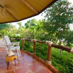 Отель Koh Tao Cabana Resort Таиланд, Остров Тау - отзывы, цены и фото номеров - забронировать отель Koh Tao Cabana Resort онлайн балкон