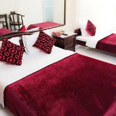 Thien Trang Hotel Улучшенный номер с различными типами кроватей фото 7