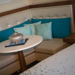 Отель Renaissance Aruba Resort & Casino 4* Стандартный номер с различными типами кроватей фото 2