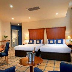 Corus Hotel Hyde Park 4* Представительский номер с различными типами кроватей