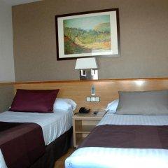 Отель Catalonia Park Güell 3* Номер категории Премиум с различными типами кроватей фото 21